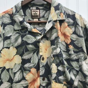 Tommy Bahama button down shirt